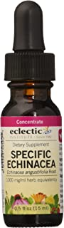Eclectic Echinacea Specific O, Red, 0.5 Fluid Ounce