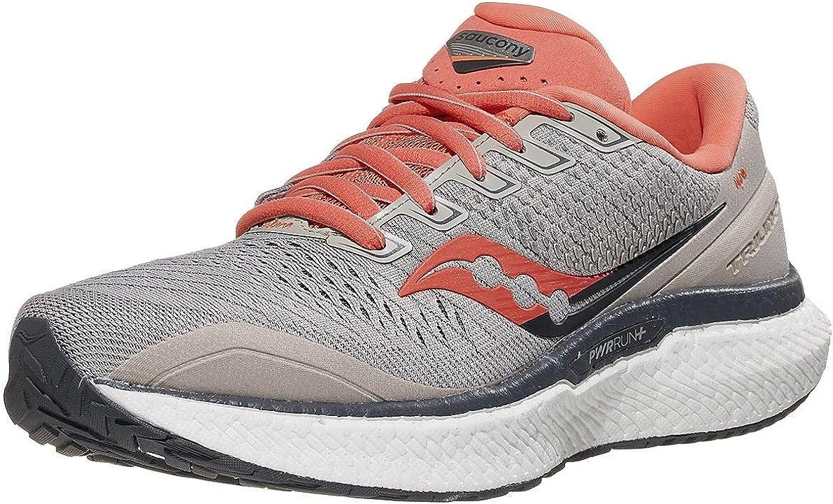 Saucony Womens Triumph 18 Trail Running Shoe