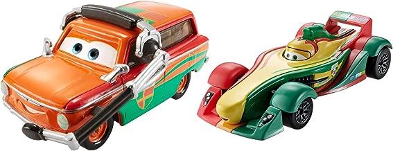 Disney/Pixar Cars, WGP 2015 Series, Rip Clutchgoneski and Brian Gearlooski Die-Cast Vehicles #14,15/15, 1:55 Scale