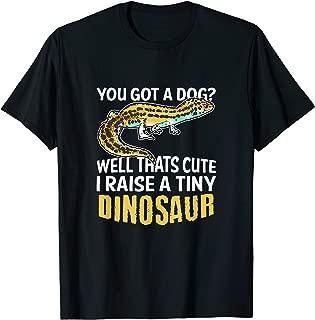 Funny Leopard Gecko Pet Lizard Lover Gift Men Women Kids T-Shirt