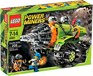 LEGO Power Miners Thunder Driller (8960)