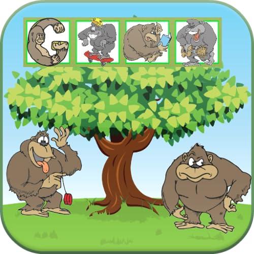 Wild Gorilla Match