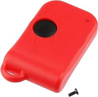 Red Case Shell Key Fob Keyless Entry Remote fits Ferrari 348 355 360 Modena 456 550 575 (LXP RKY 112)