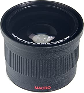 Panasonic Sony Nikon Olympus Pentax and DSLR Cameras Bower FT72S 72mm Professional Spot Lens Filters for Canon