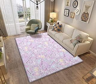 Power Up! Area Rugs Non-Slip Floor Mat Doormats Home Runner Rug Carpet for Bedroom Indoor Outdoor Kids Play Mat Nursery Throw Rugs Yoga Mat