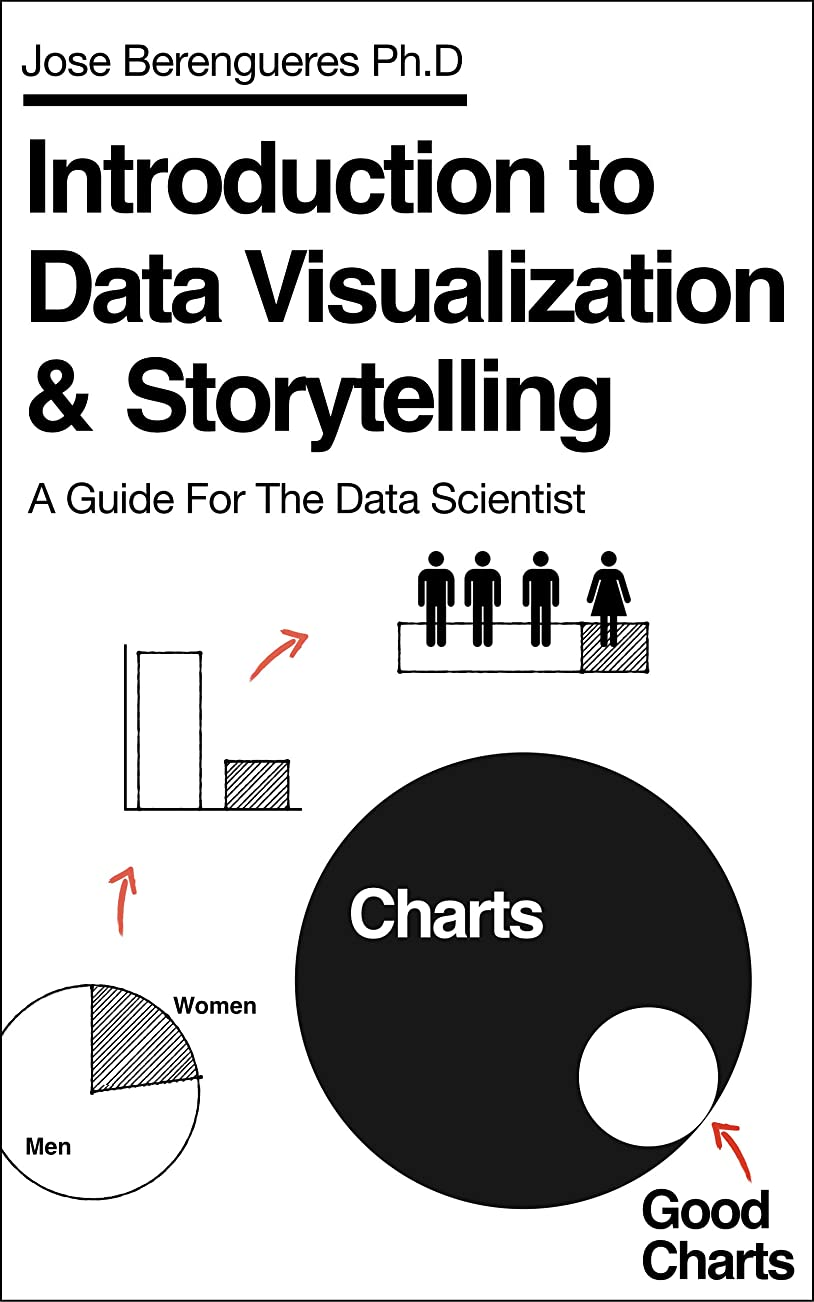 Introduction to Data Visualization & Storytelling: A Guide For The Data Scientist (English Edition)