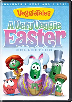 VeggieTales: A Very Veggie Easter Collection on DVD