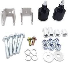 Dasen UTV Front and Rear Suspension 2 Inch Lift Kit Rise Fit Polaris Ranger 500/570/CREW Midsize 2014-2019
