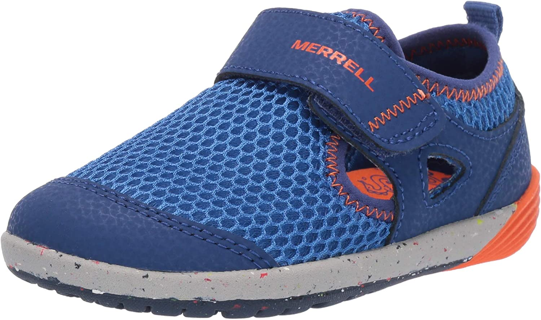 Merrell Unisex-Child Bare Omaha Mall Steps Long Beach Mall H2o Water Shoe