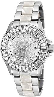 ساعة انفيكتا للنساء 18874 آنجل انالوج ديسبلاي سويس كوارتز بلونين