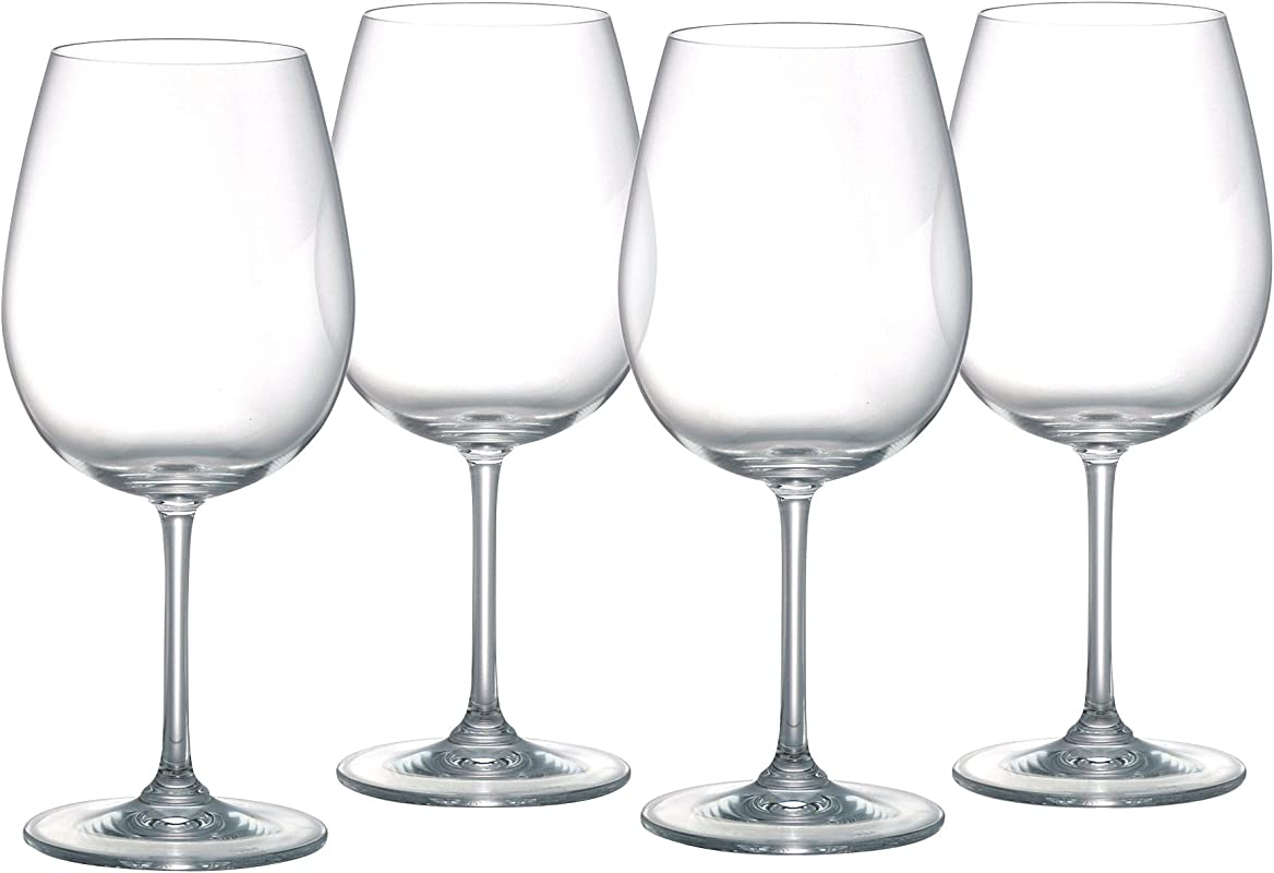 Marquis By Waterford 100 632 Vintage Full Body Red Wine Glasses Set Of 4