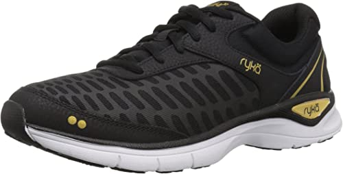 Ryka Wohommes RAE Walking chaussures, noir, 5.5 M US