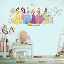 Asian Paints Nilaya Disney Glow Princess Peel & Stick Wall Decals