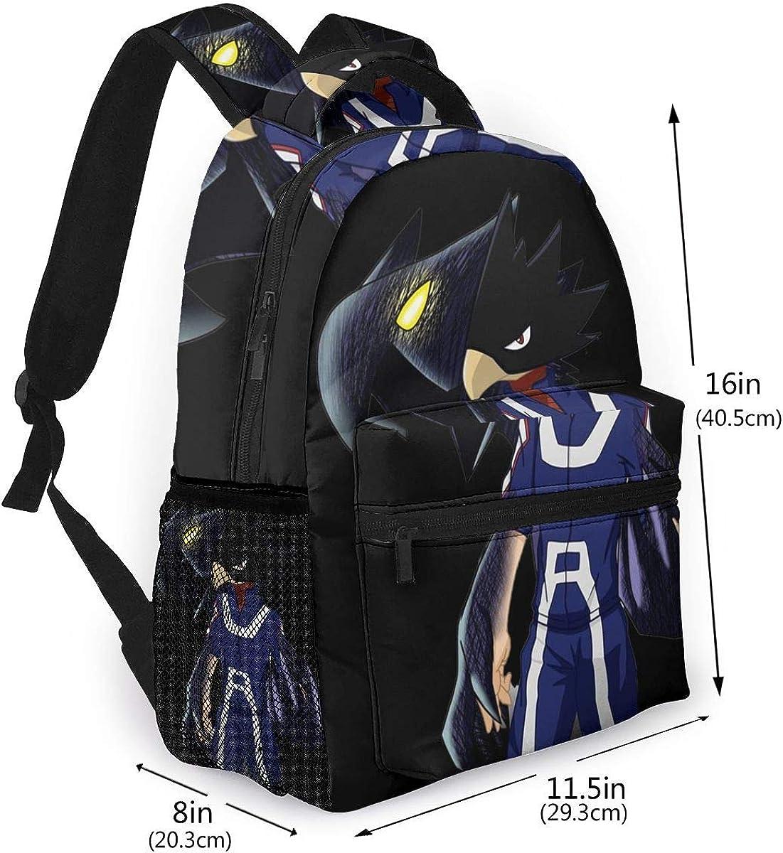 Unisex Mens Ladies Canvas Lightweight Backpack Rucksack Multiple Pockets