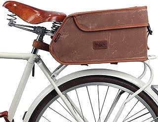 TOURBONキャンバス自転車 パニアバイク リアラック 絶縁 トランククーラーバッグ 保冷保温 大容量