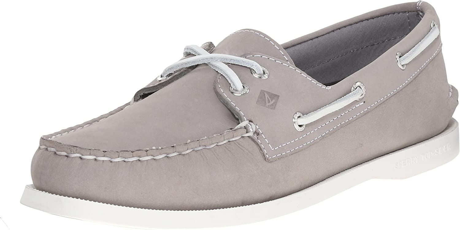 Sperry Top-Sider Women's A O 2-Eye Boat shoes Bright White