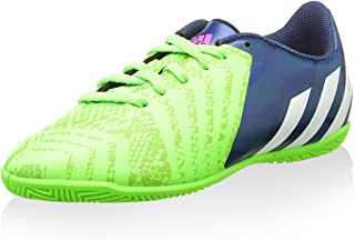 Predito Instinct IN J Zapatillas de Futball Indoor Soccer Verde para Bambini