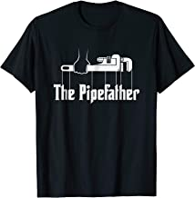 The Pipefather – Funny plumber plumbing T-Shirt Gift
