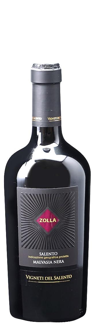 ゾッラ マルヴァジア ネーラ [ 2012 赤ワイン フルボディ イタリア 750ml ]