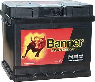 Banner Batteries 038 Banner Starting Bull Car Battery 53880