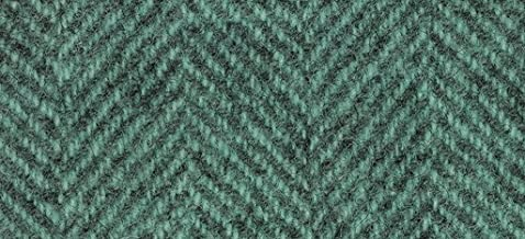 "product image for Weeks Dye Works Wool Fat Quarter Herringbone Fabric, 16"" by 26"", Robin's Egg"