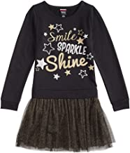 dress with sparkles on top