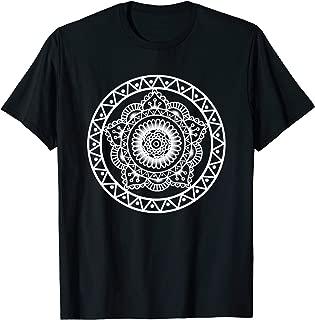 Best mandala t-shirt Reviews