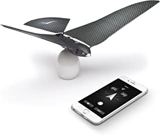 BIONICBIRD THE FLYING APP - PREMIUM PACKAGE - Smart Flying Robot + Egg Charger + Extra pair of wings