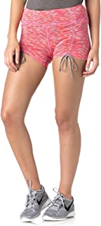 Miss Me A161701 Pink Tie Active Shorts