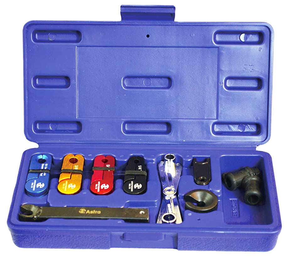 Astro 7892 8-Piece Fuel and Transmission Line Disconnect Tool Set
