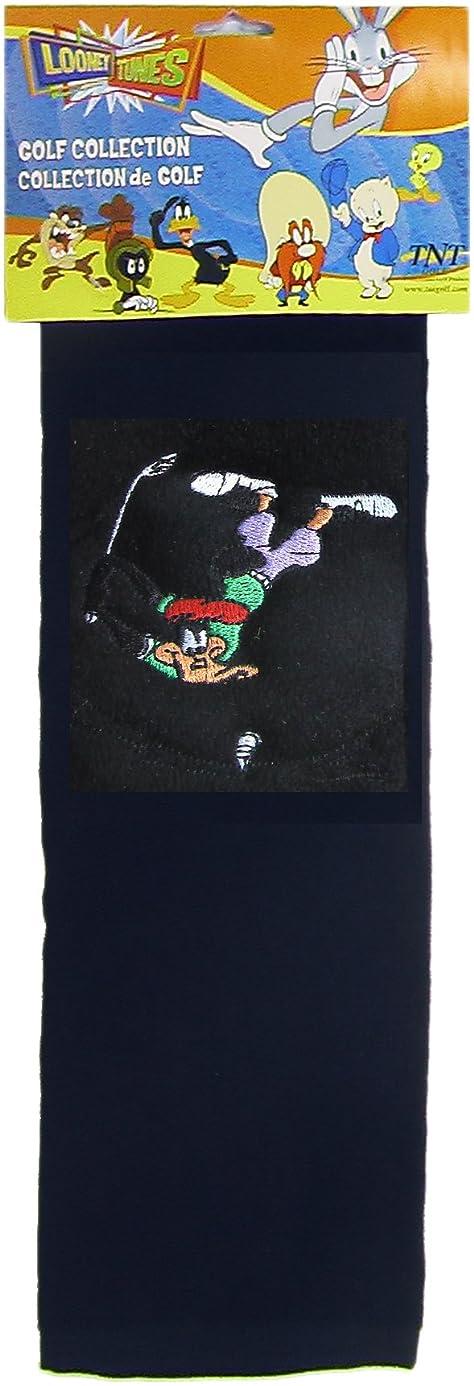 Looney Tunes Daffy Duck Tri-Folded Golf Bag Towel