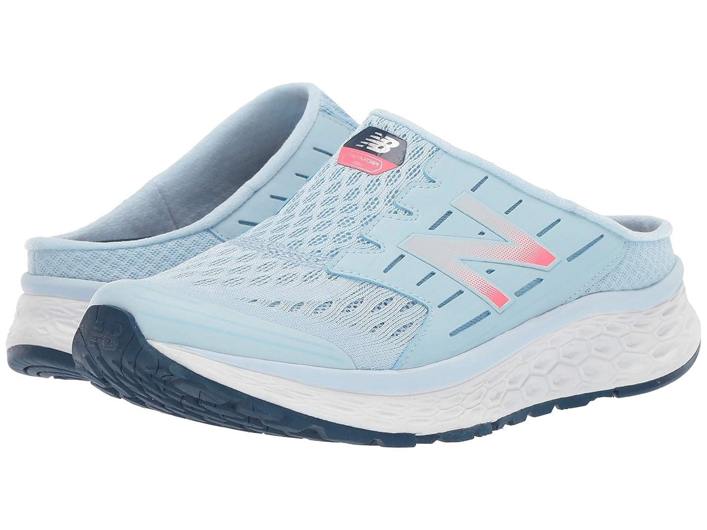 液体即席霧レディースウォーキングシューズ?靴 WA900v1 Walking Air/Moroccan Tile/Guava 7 (24cm) B [並行輸入品]