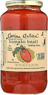 Cucina Antica Tomato Basil Sauce, 32 Ounce -- 12 per case.