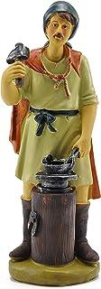 personaggio cm.25Herrador con yunque