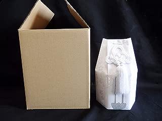 お遺骨をゆうパックで郵送する場合の梱包キット (2~3寸用)送骨専用梱包キット|送骨キット|送骨箱専用箱|遺骨郵送時の段ボール箱