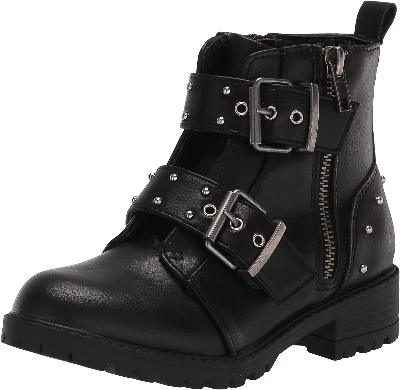 Steve Madden Girls Shoes Unisex-Child Heelie Fashion Boot