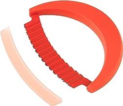 Kuhn Rikon Krinkle Knife, Red, 6