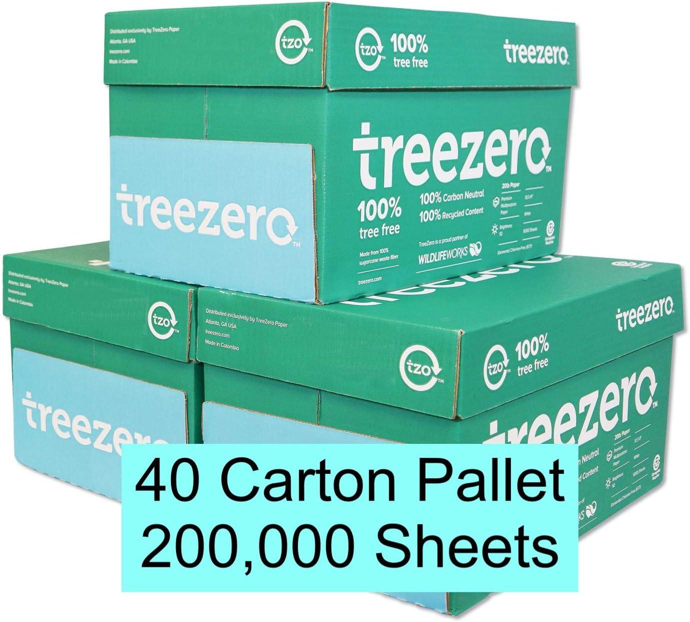 Classic Tree Zero Copy Paper 20lb 8.5