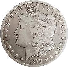 1878 CC Morgan Dollar $1 Fine