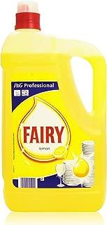 Fairy ultra 5 litros limon