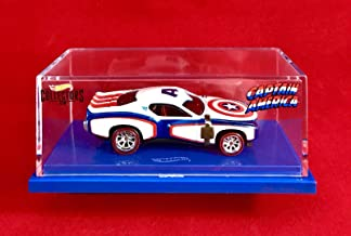 HW Hot Wheels Captain America 75th Anniversary Collectors Car
