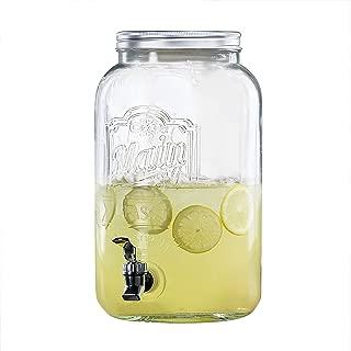Best glass drink dispenser 3 gallon Reviews