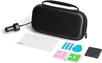 iMW Travel Kit For Nintendo Switch Lite , Black