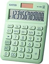 $27 » Office Supplies Calculator Calculator Large LCD Display and Large 12-Digit Solar Battery Basic Calculator, Solar Battery D...