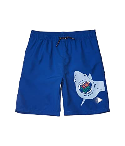Joules Kids Oceanside (Toddler/Little Kids/Big Kids) (Blue Shark) Boy
