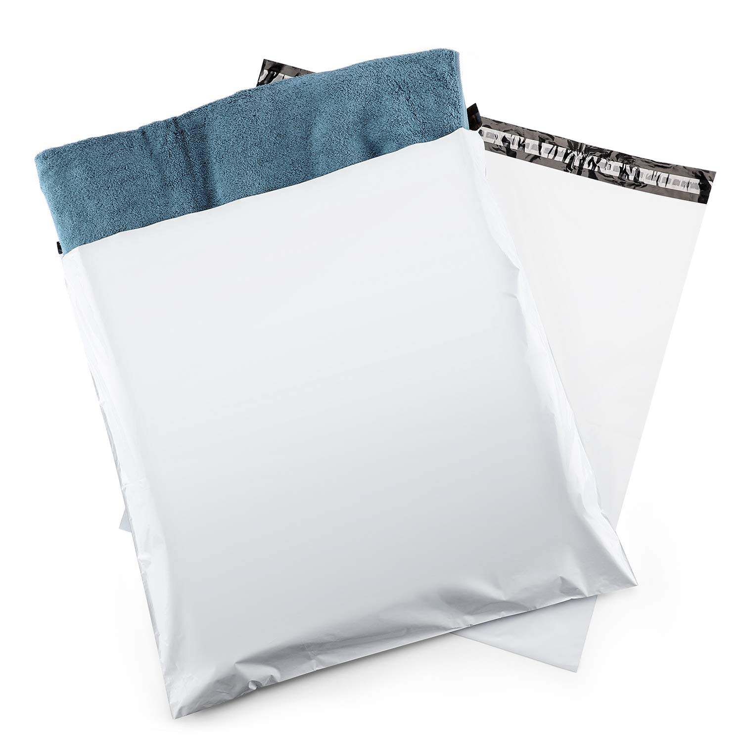 """10 x STRONG 22x30/"""" GREY POSTAL POLY MAILING BAGS 550x750mmFREE P/&P"""