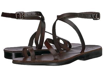 Jerusalem Sandals Mara (Brown) Women
