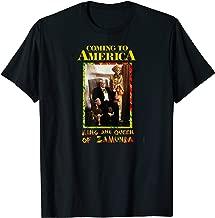 Coming to America: King and Queen Zamunda T-Shirt