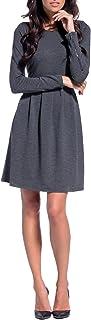 Lemoniade trendiges Kleid mit Langen Ärmeln und kurzem Rock
