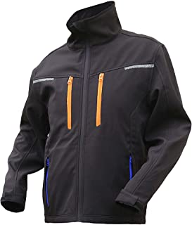 S ELDEE Yo-HiViz Polo-Shirt funktionell Schnelltrocknend Modern Gr XXXL